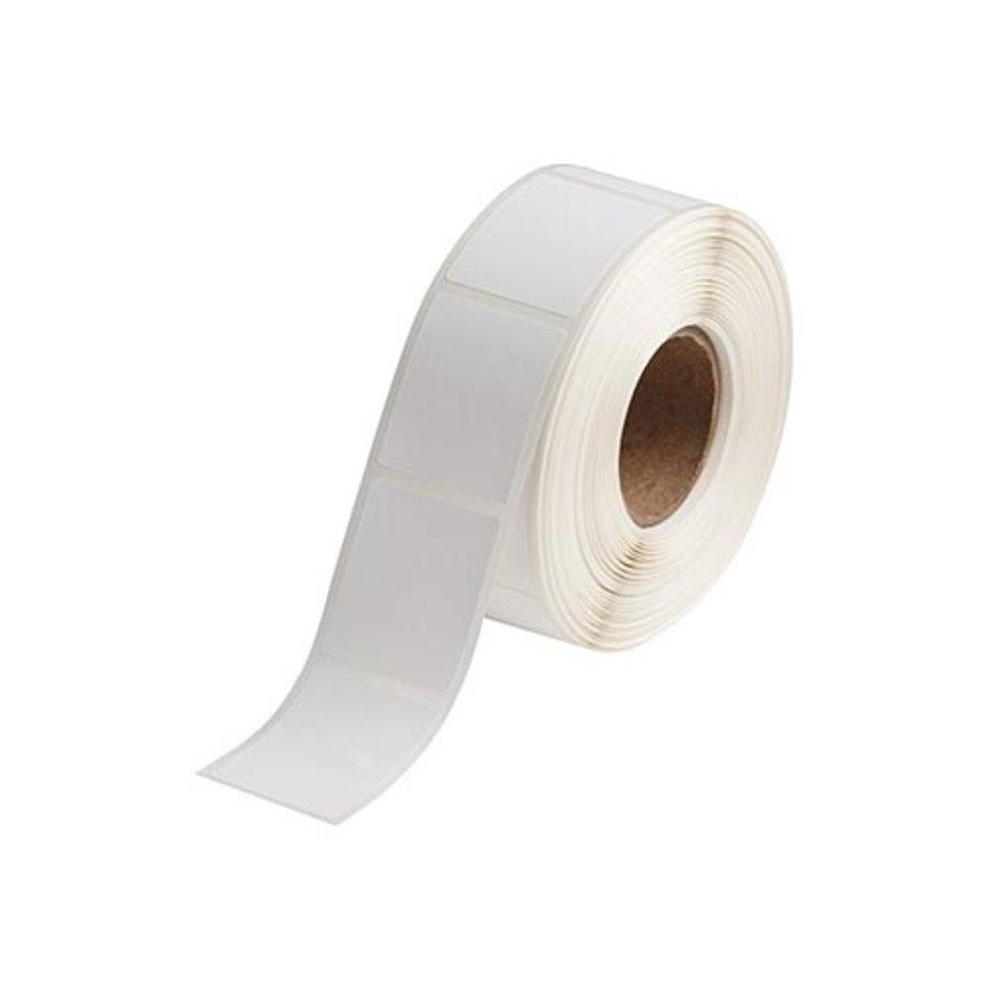Polypropylene labels  | 38,10  x 25,40 mm