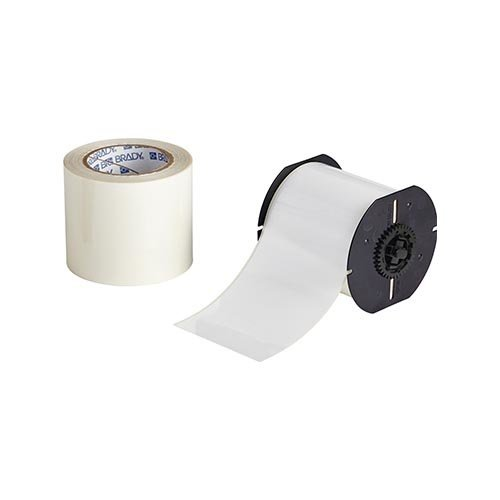 ToughStripe Printable Floor Marking Tape | White