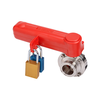 Pull Handle Butterfly Valve Lockout 170220