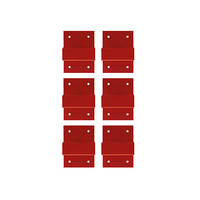 Lockpoint wall mounting set 77944