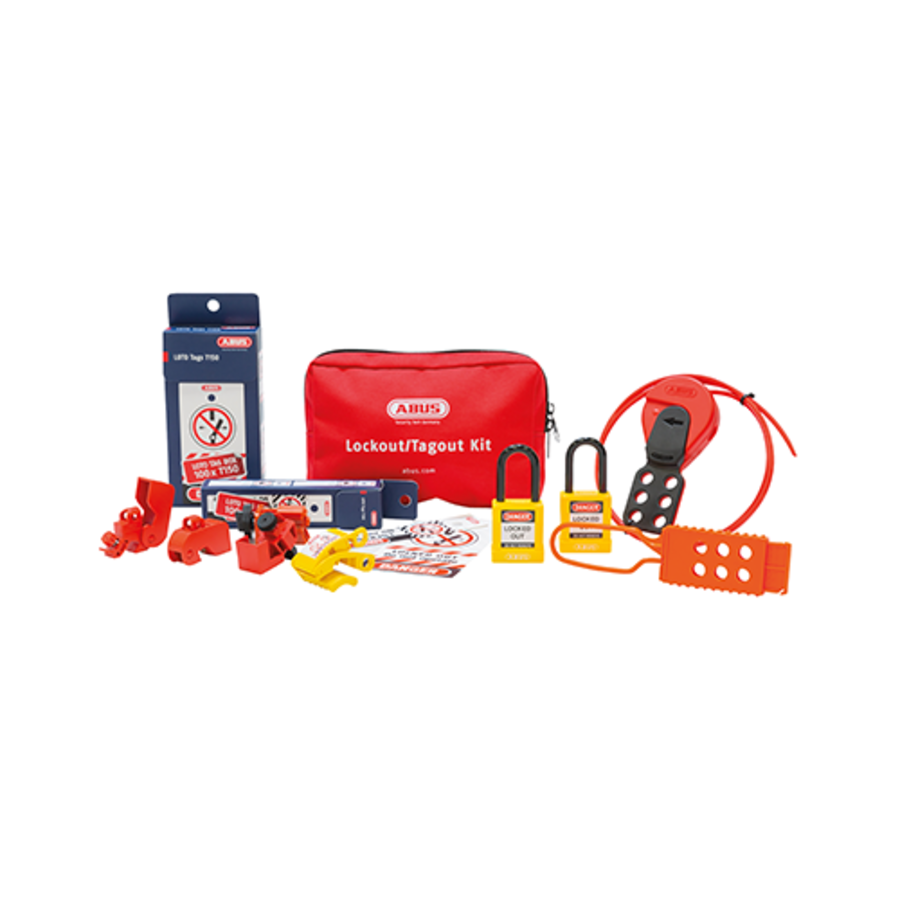 Lock-out Tagout Set Electrical Small