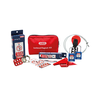 Abus Lock-out Tagout Set Mechanical Small