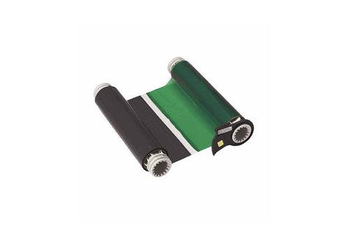 BBP85 Printer Ribbon Black & Green
