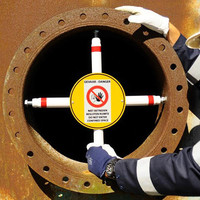 Confined Space Barrier