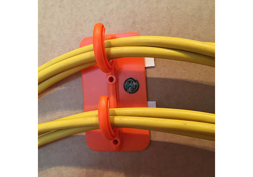 Safety Hooks for cables | Self adhesive