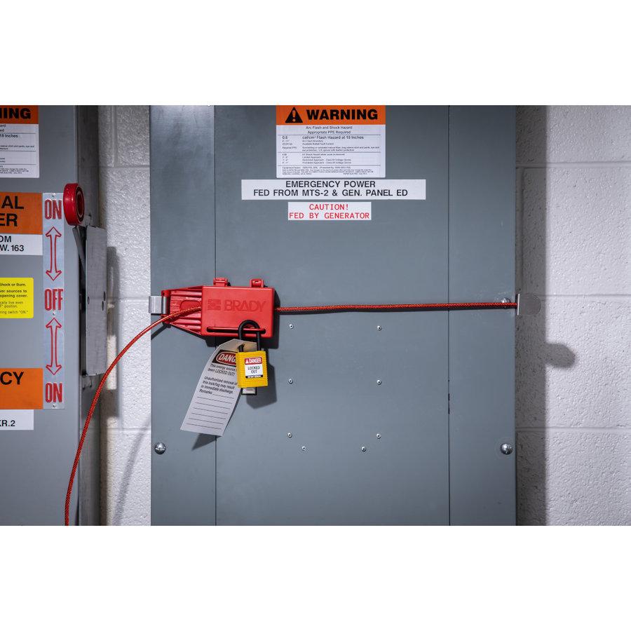 Panel lockout 151633