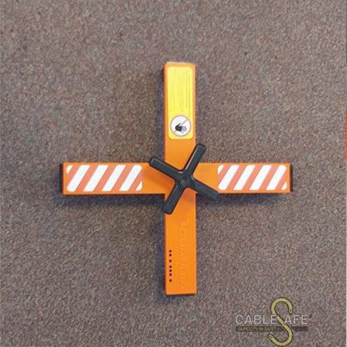 Confined Space Adjustable Safety Cross