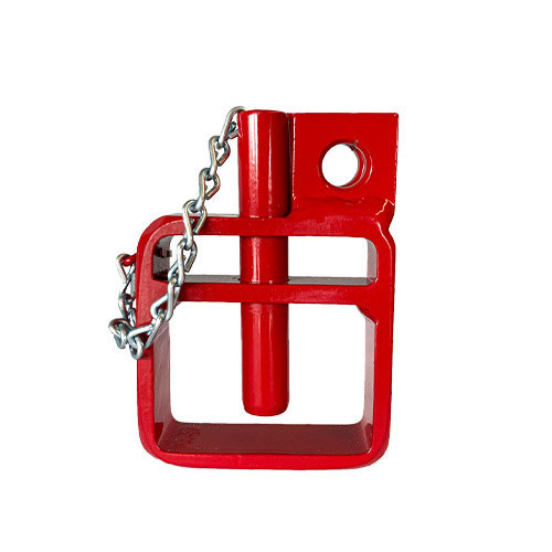 Glad Hand Lock with chain