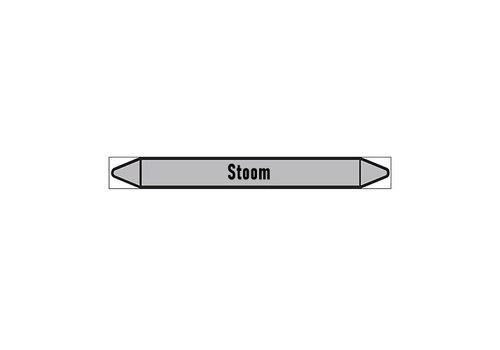 Pipe markers: Waterdamp   Dutch   Steam