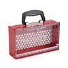 Brady SlimView Group lock box red 150505