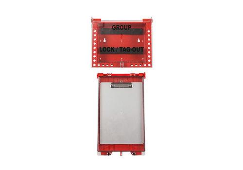 Group lock box 152189 + permit control station