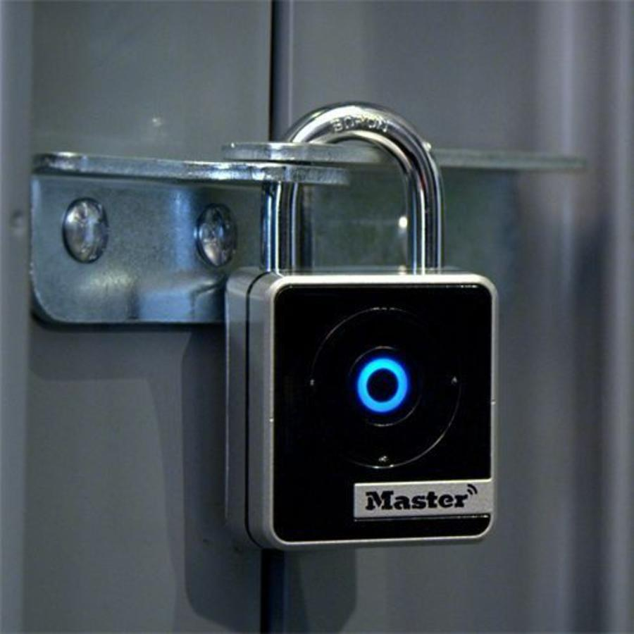 Indoor Bluetooth Smart padlock