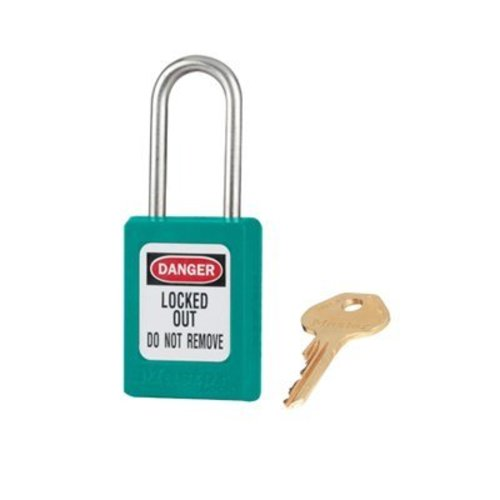 Zenex safety padlock teal S33TEAL
