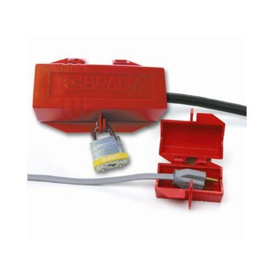 Lock-out device for allplug types 065674-065675