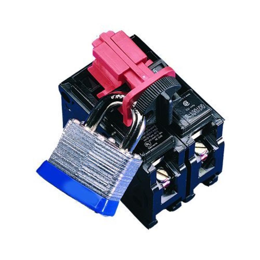 Universal Multi-Pole breaker lockout 066321, 066320