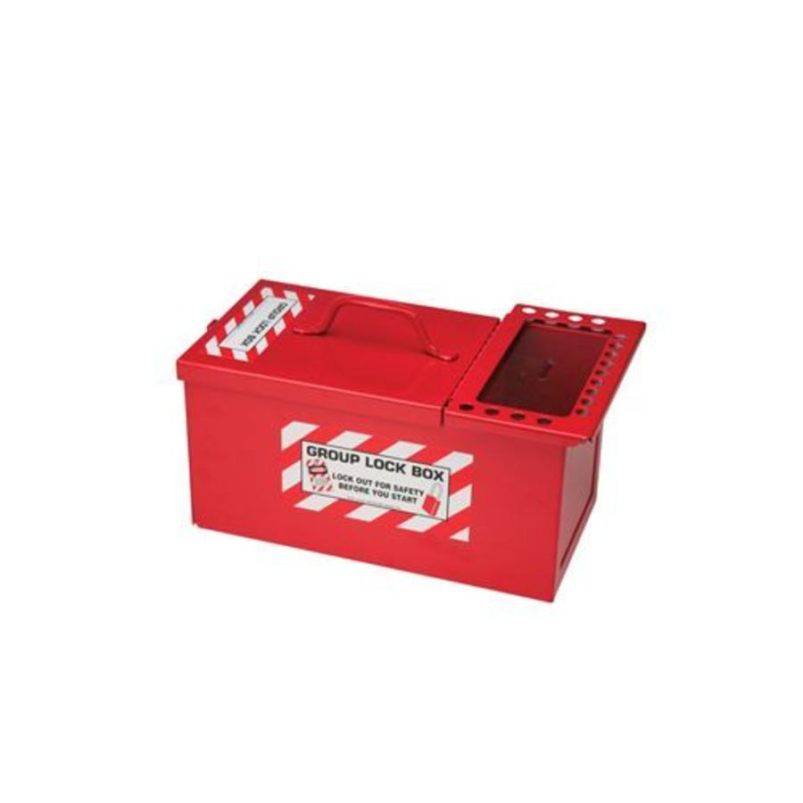 Storage and group lock box 105716-105717