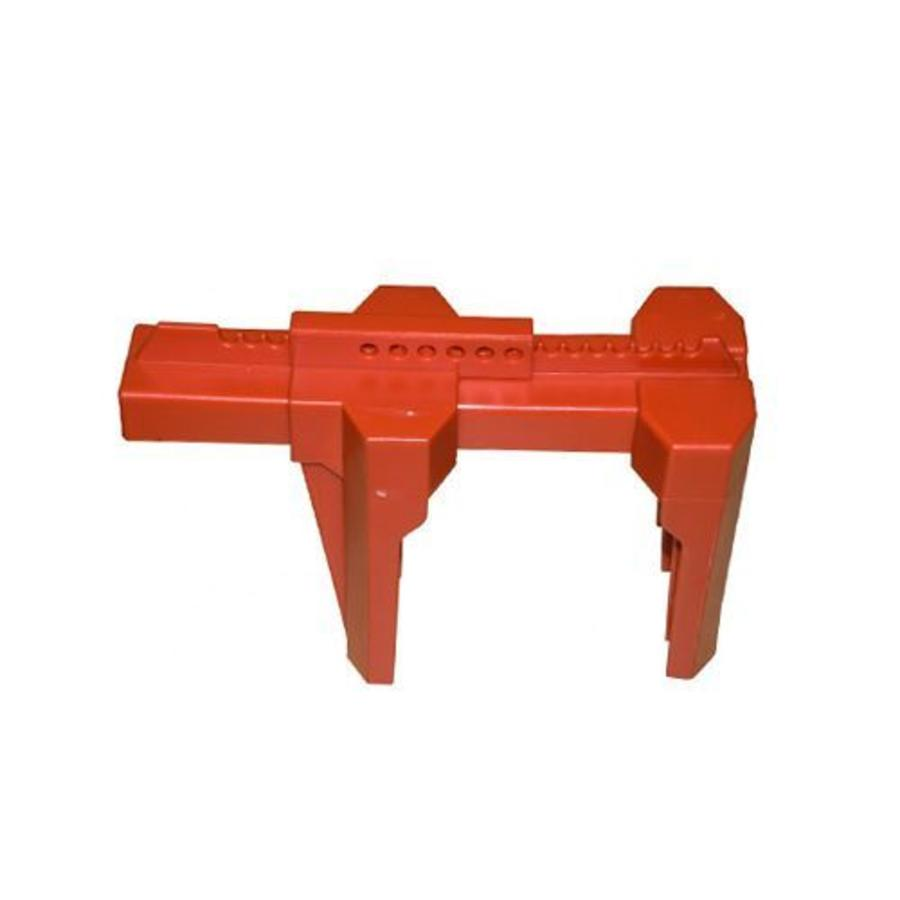 Ball valve lock-out 800110, 800111