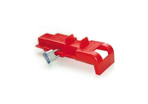 Butterfly valve lockout 256960