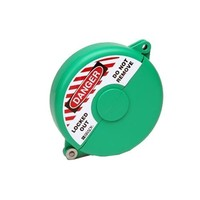 Lock-out devices for valves green 065595-065599
