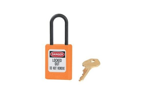 Zenex safety padlock orange S32ORJ