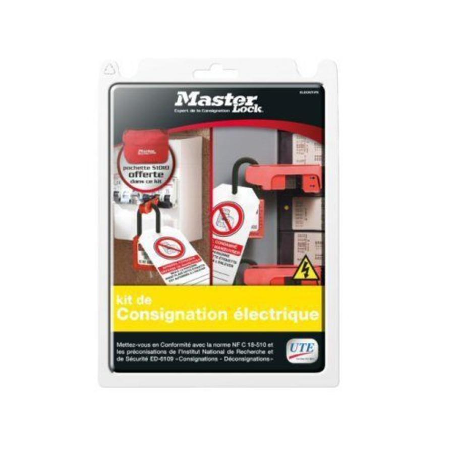Electrical lock-out kit ELECKIT English
