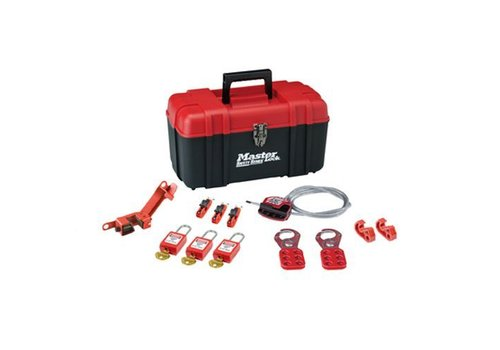 Filled lock-out toolbox S1117ES31KA