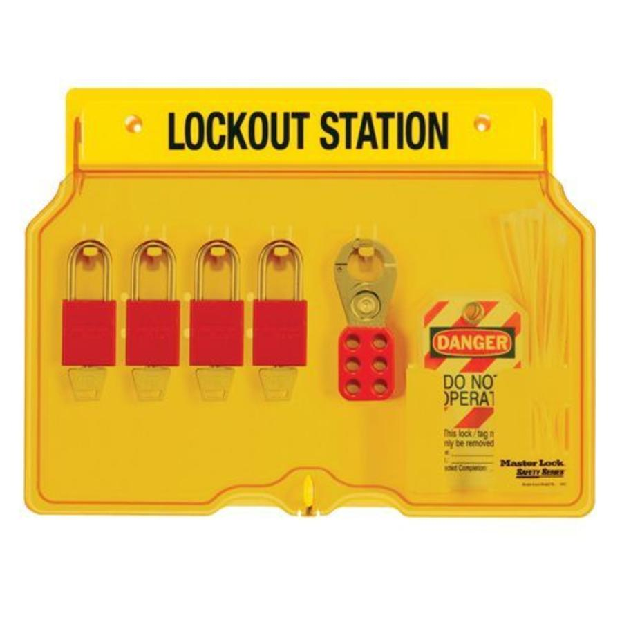 Lock-out station 1482BP1106