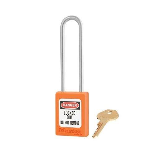 Zenex safety padlock orange S31LTORJ