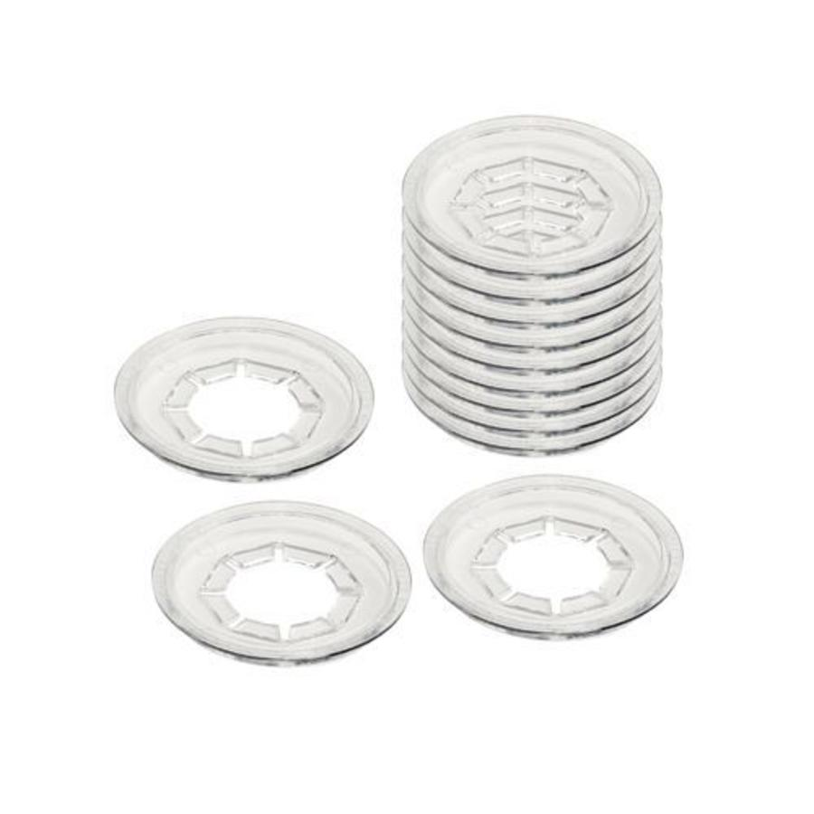 Bag of plastic adapter rings S2152AST