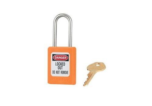 Zenex safety padlock orange S31ORJ