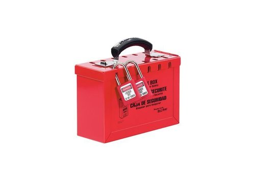 Group lock-out box 498A