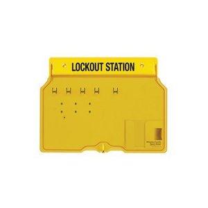 Master Lock Lock-out station 1482B