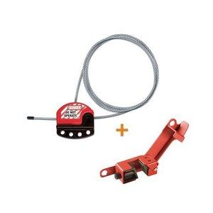 Master Lock Universal valve locking device S806-491B