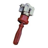 Special key for insulation plug dummies