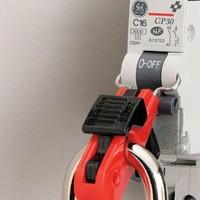 Circuit breaker lock-out < 12.7mm S2392