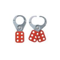 Brady Nylon safety padlock white 813638
