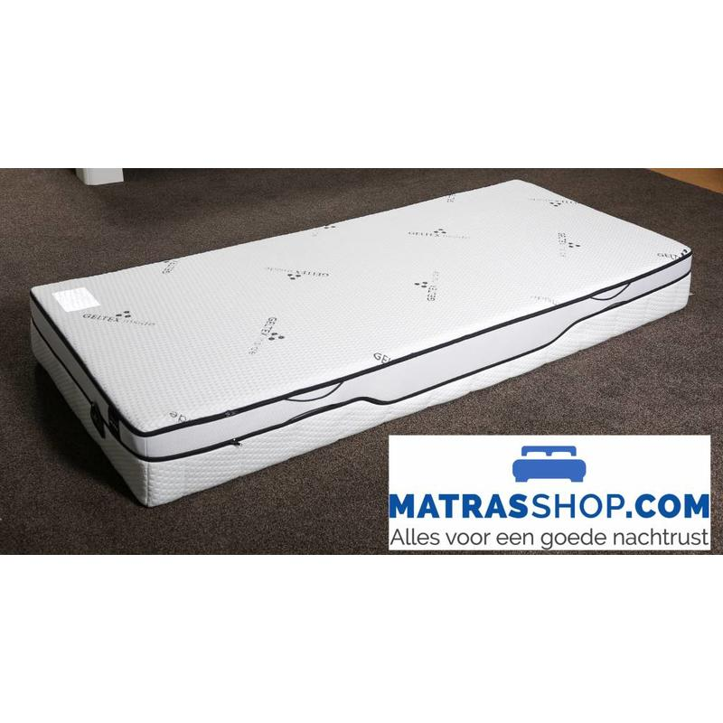 Lattoflex Geltex inside -  Contour 4 Lattoflex - 90 x 200 MATRASSENOUTLET