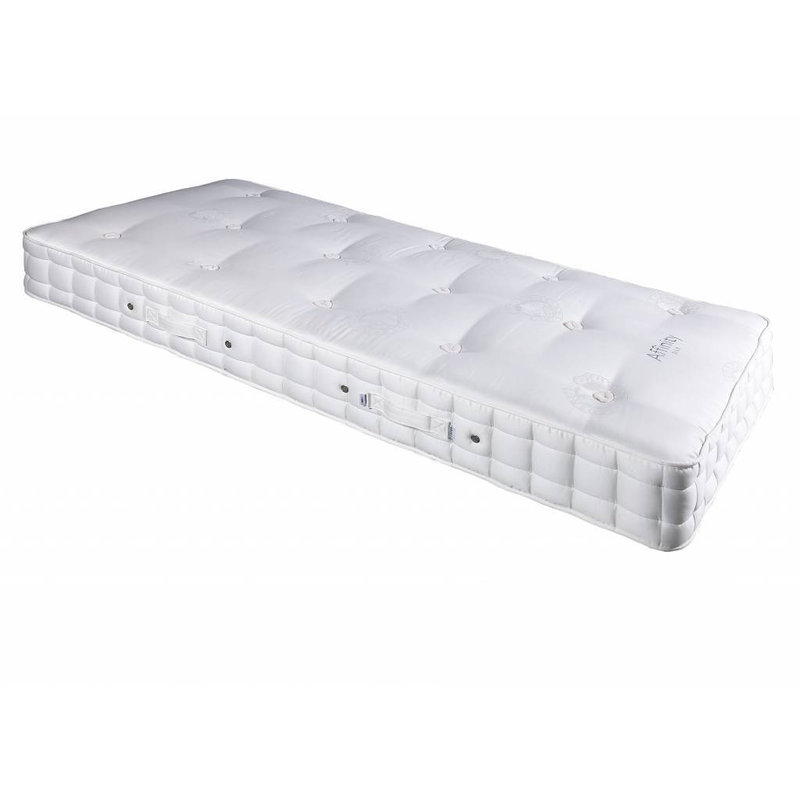 Hypnos Hypnos Affinity Silk pocketveren matras  - medium - 90 x 200 - MATRASSENOUTLET