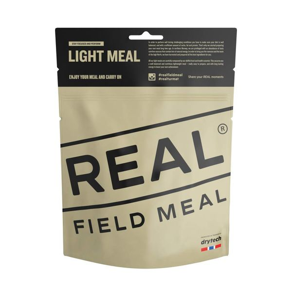 Real® Field Meal Havermout met frambozen Outdoor maaltijd 450 Kcal