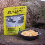 Summit to eat Scrambled egg with cheese