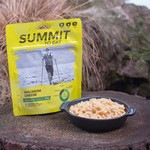 Summit to eat Macaroni with cheese