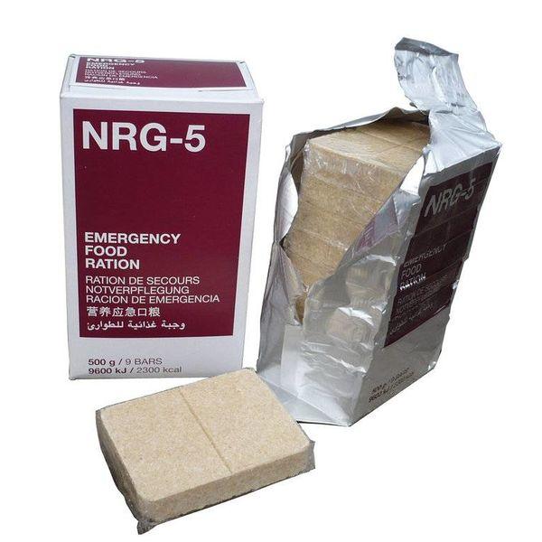 MSI Nieuwe voorraad !! NRG-5 500 gram minimaal 20 jaar houdbaar.