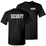 Mil-Tec T-Shirt Security Black