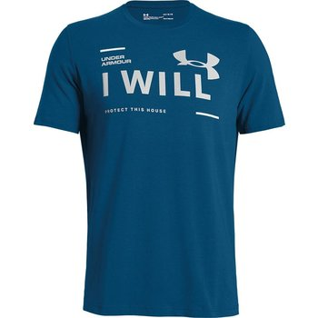 Under Armour Heatgear I Will T-shirt