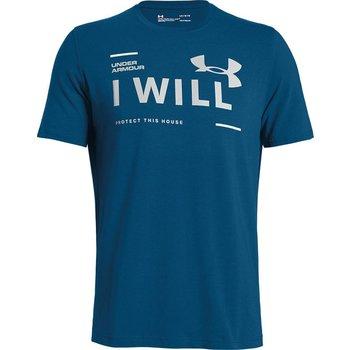 Under Armour Heatgear I Will T-shirt