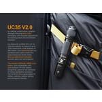 Fenix UC 35 V2.0 Oplaadbare zaklamp 1000 Lumens