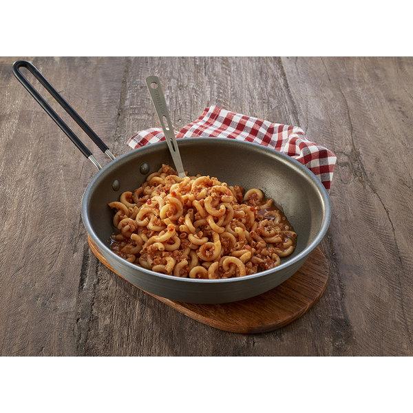 Trek'n Eat Pasta met vegetarische Bolognese saus