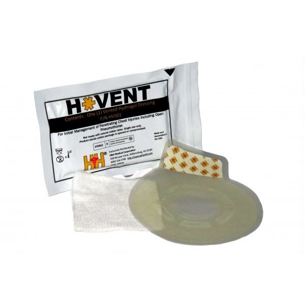 H&H Medical Corporation H*vent Chest Seal (2st)