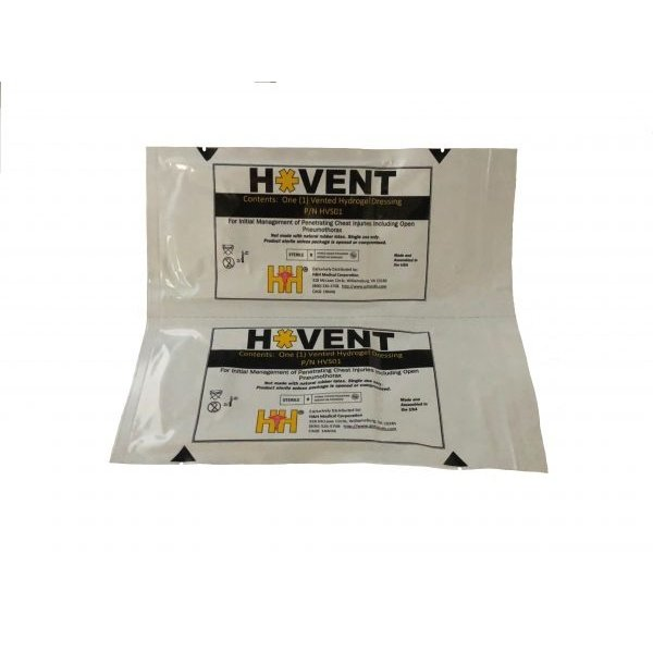 H&H Medical Corporation H*vent Chest Seal