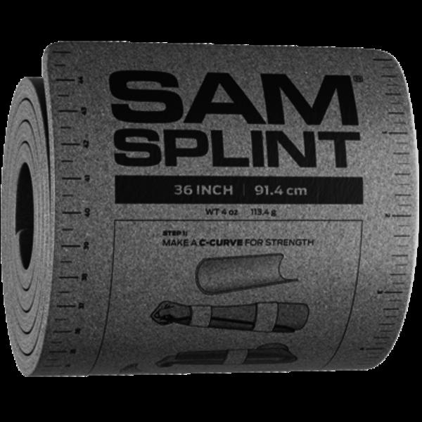 SAM Medical SAM Splint 36 inch Charcoal